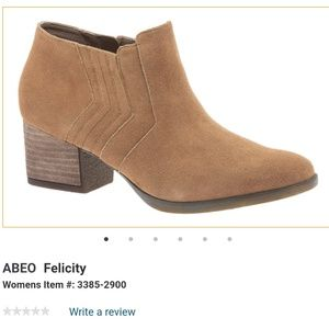 🆕 Abeo women's felicity ankle boots